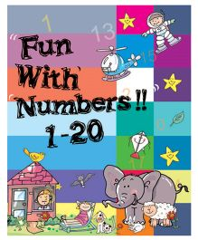 Fun With Numbers 1 to 20 - English