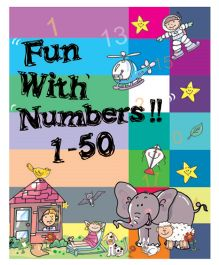Fun With Numbers 1 to 50 - English