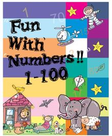 Fun With Numbers 1 to 100 - English