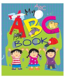 My ABC Book - English