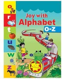 Joy With Small Alphabet o to z - English