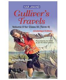 Gulliver's Travels Vol II for Class IX(Term II) - English