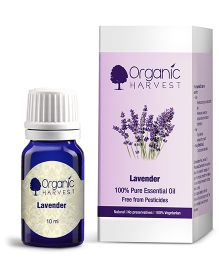 Organic Harvest Lavender Essential Oil - 10 ml