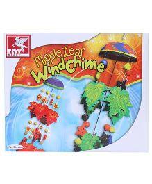 Toy Kraft Maple Leaf Wind chime Kit