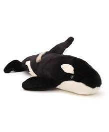Hamleys Killer Whale - Black And White
