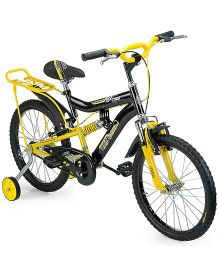 BSA Cybot 20 Inches Bicycle - Yellow & Black