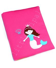 Little Pipal Mermaid Mini Photo Album - Pink