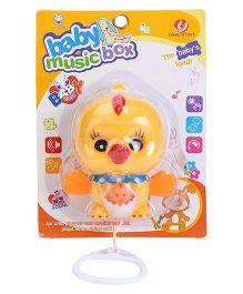 Kumar Toys Pull Along Chick - Yellow