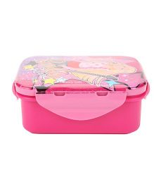 Barbie Small Lunch Box - Pink