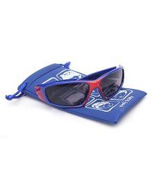 Doraemon Kids Sunglasses With Pouch - Blue