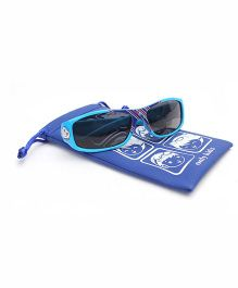 Doraemon Kids Sunglasses With Pouch - Blue