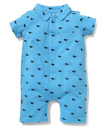 Magnificient Baby Onesie - Sky Blue