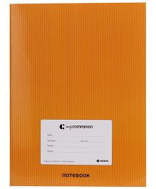 Sharachi My Companion A5 Notebook - Single Line