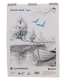 Shrachi Sketch Book A3 - 36 Pages