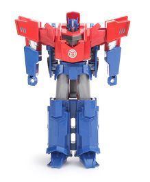 FUNSKOOL Transformers Disguise Robot Optimus Prime - 21 cm