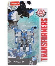 Funskool Transformers Strongarm Action Figure - 6 cm