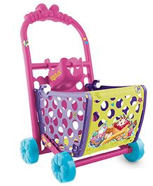 IMC Toys Minnie Shopping Trolley - Multi Color