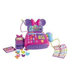 IMC Toys Minnie Electronic Cash Register - Multi Color