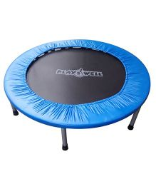 Playwell Trampoline 36@DQ@ - Blue