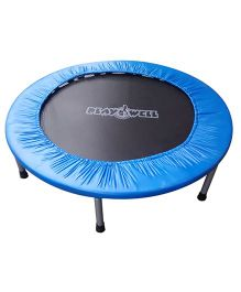 Playwell Trampoline 48@DQ@ - Blue