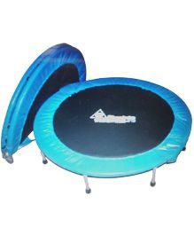 Playwell Foldable Trampoline 60@DQ@ - Blue