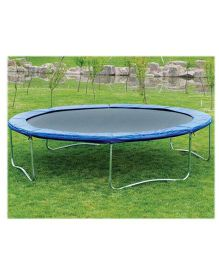 Playwell Trampoline 8 ft - Blue