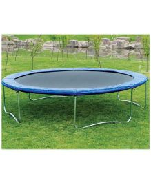 Playwell Trampoline 10 ft - Blue