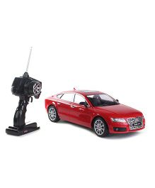 Mitashi Dash Remote Controlled Audi A 7 - Red