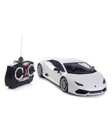 Mitashi Lamborghini LP 610 4 Remote Controlled Car - White