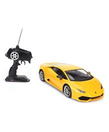 Mitashi Dash Lamborghini Hurcan Remote Control Car - Yellow
