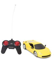 Cool Remote Controlled Car - Yellow
