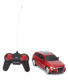 Cool Remote Controlled Car - Dark Red