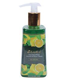 Zuci Cool Citrus Mint Hand Wash - 225 ml