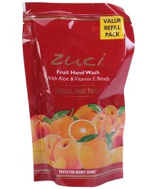 Zuci Tropical Fruit Twist Hand Wash Refill - 180 ml