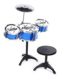 Rock Jazz Drum - Blue