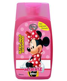 Disney Minnie Mouse Ultra Mild Shampoo - 200 ml