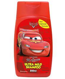 Disney Pixar Cars Ultra Mild Shampoo - 200 ml