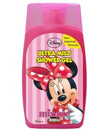 Disney Minnie Mouse And Friends Ultra Mild Shower Gel - 200 ml