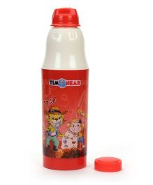 Pratap Timonear Bottle Red - 550 ml