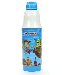 Pratap Timonear Bottle Blue - 550 ml