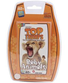 Top Trumps Animal Babies Card Collection - 30 Cards