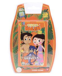 Top Trumps Chhota Bheem Card Game