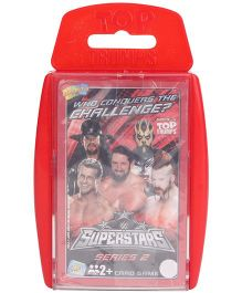 Top Trumps WWE Super Star Series Collection - 30 Cards