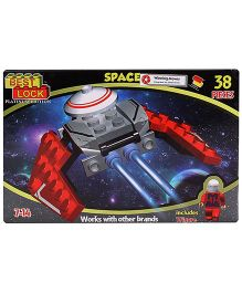 Best Lock Space Cruiser Block Set - 38 Piece