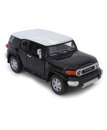 Kinsmart Pull back Toyota FJ Cruiser - Black