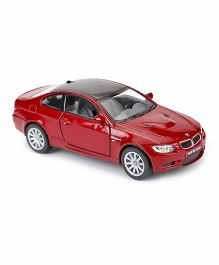 Kinsmart Die Cast BMW M3 Metal Car Toy - Red