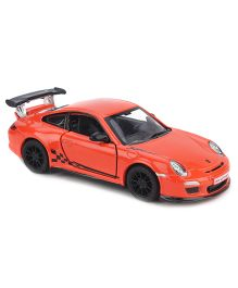 Kinsmart Porsche 911 GTS Car Toy - Orange