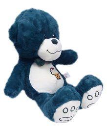Hugzy Teddy Bear Blue - 40 cm