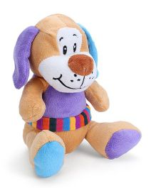 Dimpy Stuff Puppy Soft Toy - 20 cm
