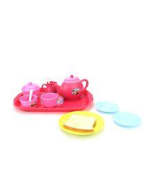Fun Factory Chhota Bheem Tea Set - Pink